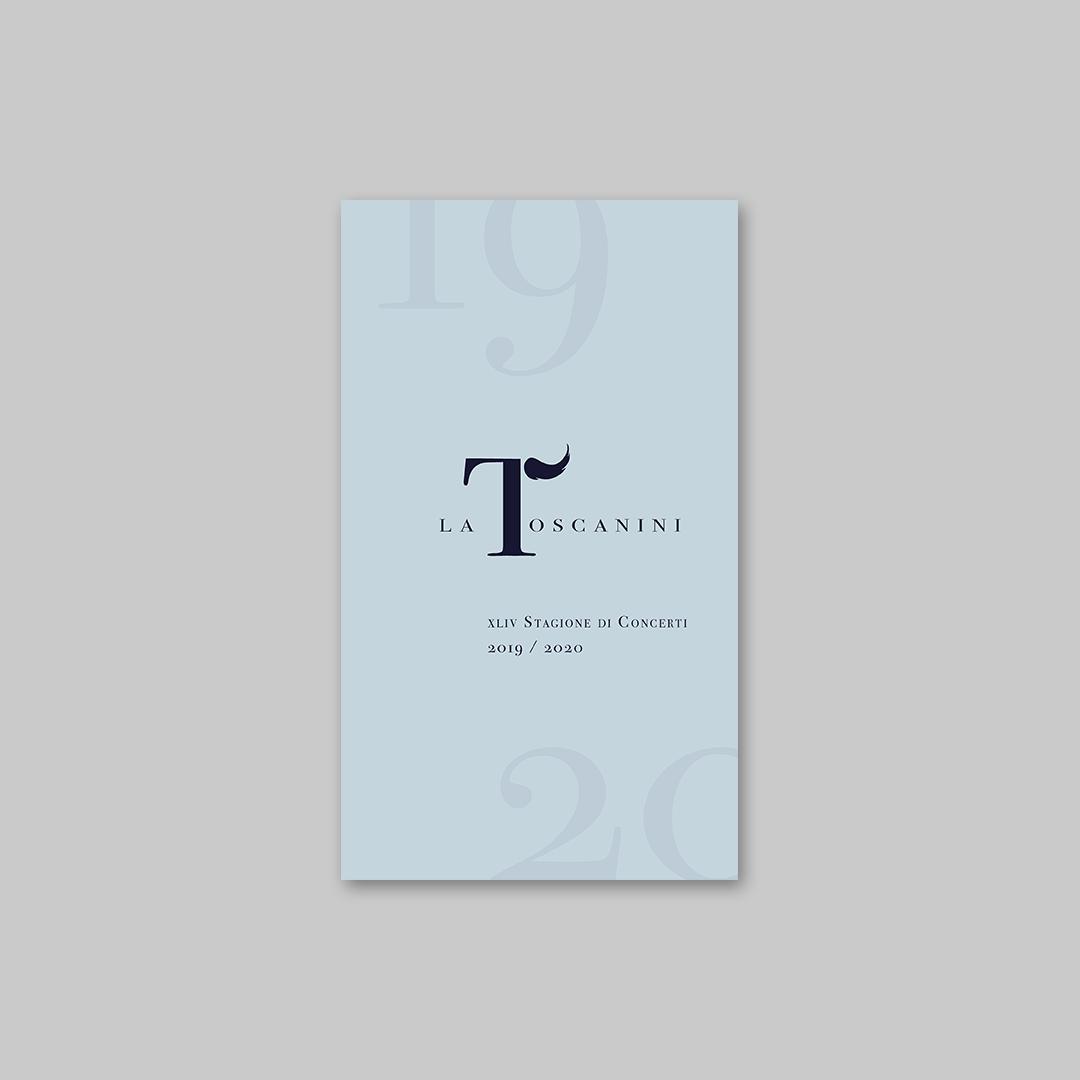 La Toscanini - Libretto