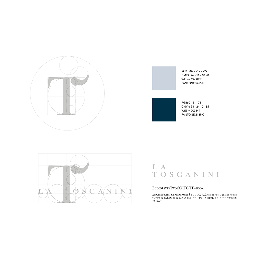 La Toscanini - Logo
